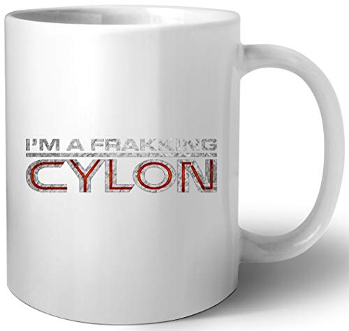 Im A Frakking Cylon Keramik Tassen Mug