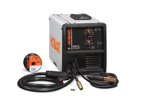 Hobart 500495 Handler 125 MIG 115-Volt Welding Package