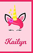 Kailyn: Personal Notebook | Personal Diary | Unicorn Notebook | Writing Journal | Personalized Notebook | Custom Name Notebook | Unicorn Gift | Unicorn Birthday Notebook (Personalized Notebooks)