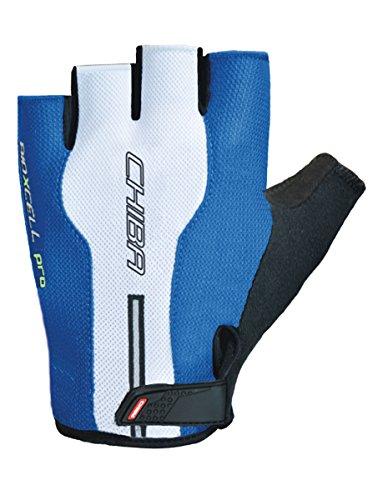 Chiba Herren Handschuhe BioXCell Air Polyester XXL White/Oceano