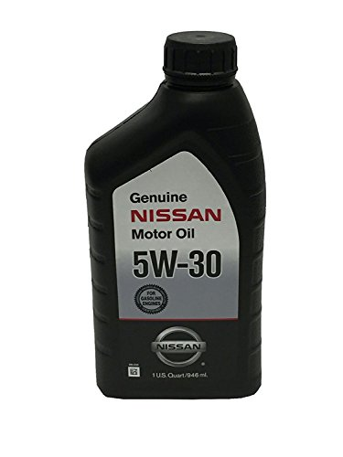 Nissan 999PK-005W30N 5W-30 Motor Oil, 1 Quart