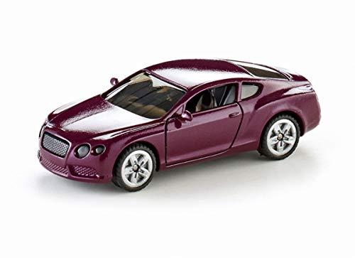 Siku 1483 - Bentley Continental GT V8, Fahrzeug, magenta