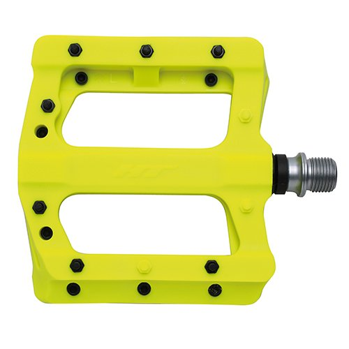 HT PA01 Pedali Piani Unisex Adulto, Neon Yellow