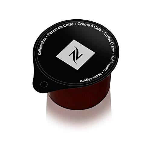 200 x Cápsulas de Leche Cremosa Nespresso en porciones Individuales para acompañar tu café Nespresso (200 ud x 12 ml)