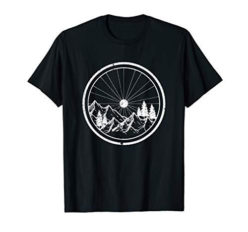 Mountain Bike Shirt - MTB Cycling Bicycle Biking Shirt Gift T-Shirt