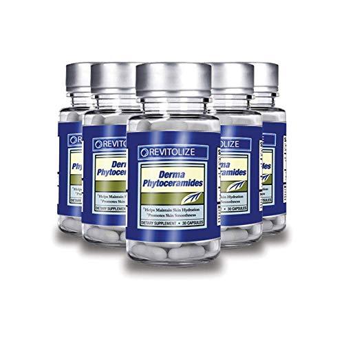 Revitol Phytoceramides Supplement, Wrinkle Fighting Treatment