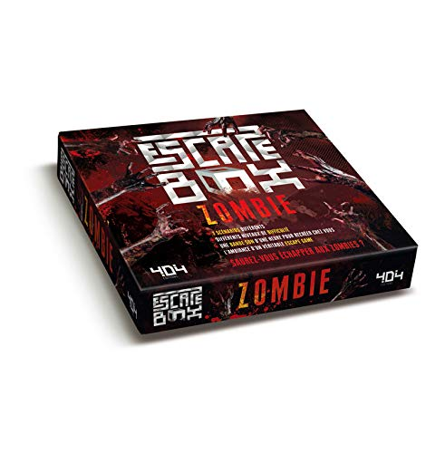 L'Escape Box Zombie