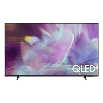 SAMSUNG 75-Inch Class QLED Q60A Series - 4K UHD Dual LED Quantum HDR Smart TV with Alexa Built-in  QN75Q60AAFXZA 2021 Model