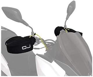 C011 - Manoplas cubremanos Micro Pro Hand OJ compatibles con BMW R 1200 GS Impermeables y Cortavientos