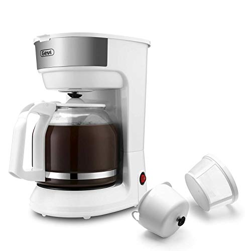 Gevi Coffee Maker, 12 Cup Instant Drip Coffee Brewer...
