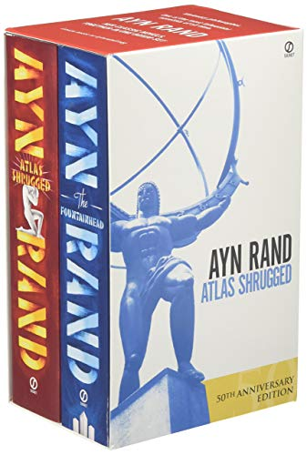 Ayn Rand Set: The Fountainhead/Atlas Shrugged