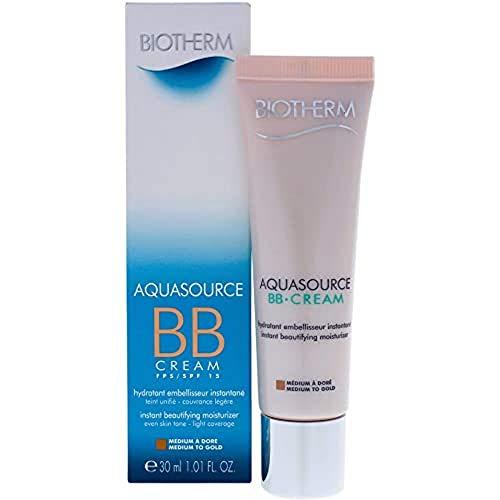 Biotherm Aquasource Bb Cream Spf15 #Medium To Gold 30 ml