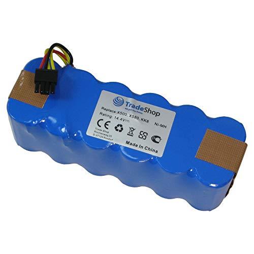 Trade-Shop MTXtec - Batería Ni-Mh (14,4 V, 4500 mAh, 65 Wh,