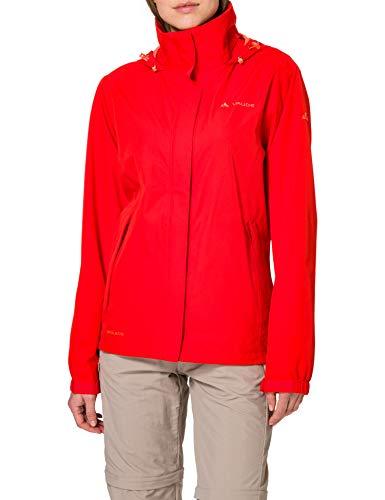 VAUDE Damen Jacke Women's Escape Light Jacket, Mars red, 42, 03895