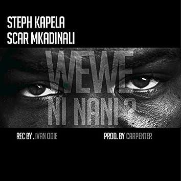 Wewe Ni Nani