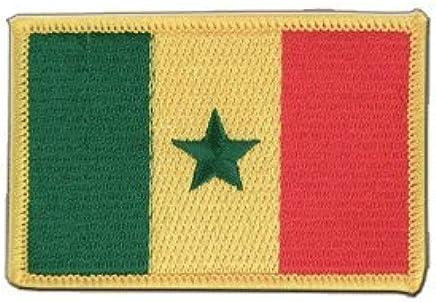 U24/Badges S/én/égal drapeau thermocollant patch 9/x 6/cm