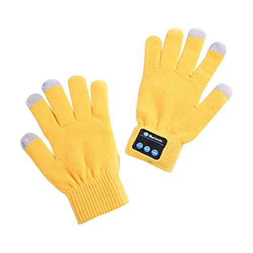 BIlinli Drahtlose Bluetooth-Outdoor-Sport-Headset-Handschuhe ST3 Drahtloser Anruf Dual-Band-Musikhandabdeckungen Smartphone-fähig Einfache Verbindung Smartphone-Technologie Zubehör