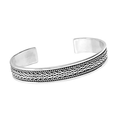 Herren-Armreif 925 Sterling Silber 25.5g