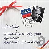Kodaly: Obras Orquestales