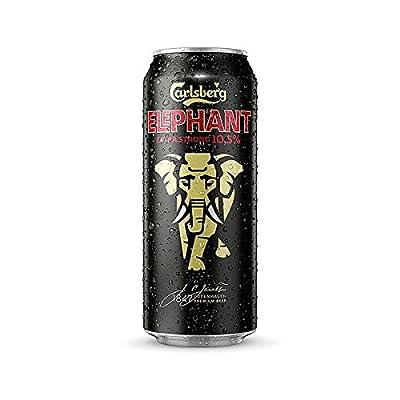 Carlsberg Elephant Extra Strong Limited Edition 24 x 0,5l Dosen