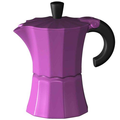 Gnali & Zani MOR003 Morosina Coffee Maker 6 Tassen Fuchsia