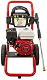 ✦ Petrol Pressure Washer ✦ Powered by <span class='highlight'><span class='highlight'>HONDA</span></span> GX 200 - 3100 PSI 196cc Petrol Engine Powered High Pressure Portable Jet Sprayer W3200HA ✦ Premium Power Car & Patio Cleaner