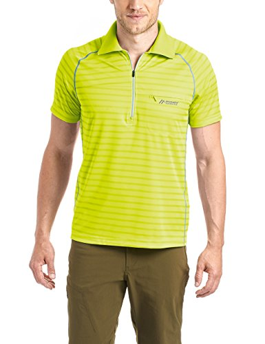 Maier Sports Polo pour Homme Holstein XS Spring