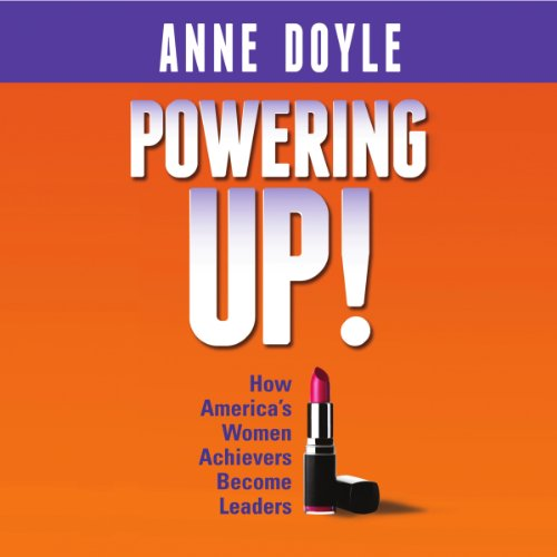 Powering Up audiobook cover art