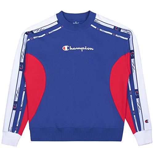 Champion Damen Pullover Rochester blau S