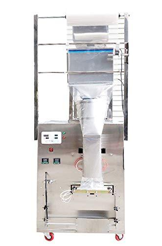 CGOLDENWALL 100-1000g Große Kapazität Abfüll-und Verpackungsmaschine Automatische Pulverfüllung Dosierverpackungsmaschine Pulvergranulatteegrassamen-Verpackungsmaschine (ohne Codedrucker)