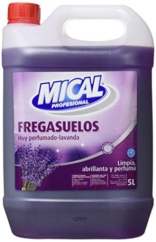 Mical Profesional - Fregasuelos - Muy perfumado-lavanda - 5 l - [set...