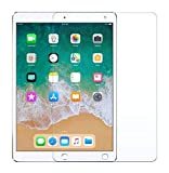 Dhavals shoppe Anti-Scratch Bubble Free Tempered Glass Screen Protector Compatible With Ipad Air2