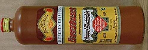 1 große Flasche Eversbusch Doppelwacholder a 1 Liter 46% Vol. aus feinsten Wacholderbeeren