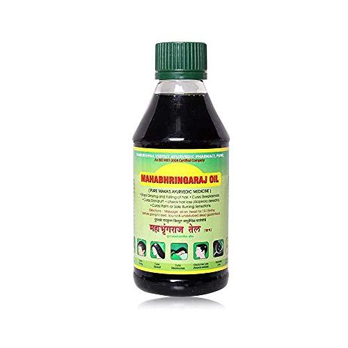 Mahabhringraj Ramakrishna Pharma Scalp Massaging Oil, 100 ml