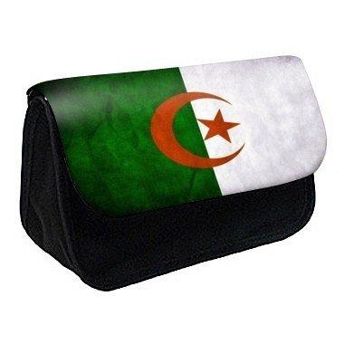 Youdesign - Trousse à Crayons/Maquillage drapeau Algérie ref 334 - Ref: 334