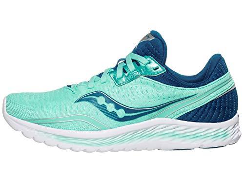 Saucony Kinvara 11 Schuhe Damen Aqua/Blue Schuhgröße US 7,5 | EU 38,5 2020 Laufsport Schuhe