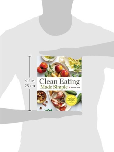 Health Shopping Clean Eating Made Simple: A Healthy Cookbook with Delicious Whole-Food Recipes for