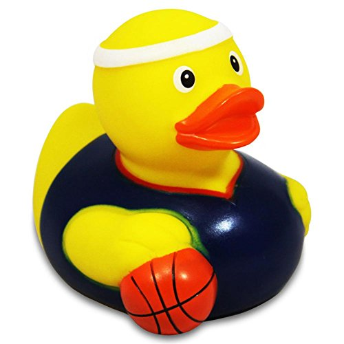 Badeente Basketball