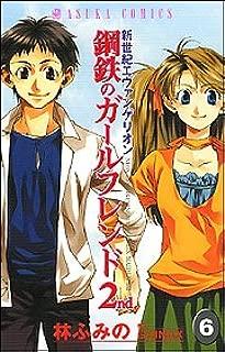 Girlfriend 2nd of Neon Genesis Evangelion Steel (6) (2005) ISBN: 4049250187 [Japanese Import]