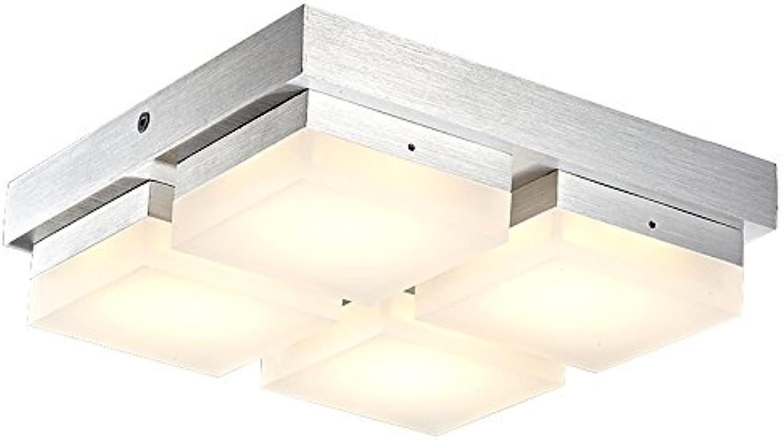 CMYK 02094 LED Strahler Deckenleuchte 20W Warmweiss Strahler Deckenlampe 21821860MM - 230V- IP20 Neu