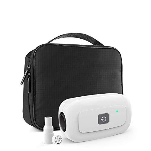 CPAP-Reiniger, 2021 Der Neueste CPAP-Geräte-Reiniger/Sterilisator für CPAP-Beatmungsgeräte, Gesichtsmasken, Atemschläuche