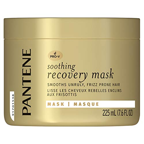 Pantene Pro-V Soothing Recovery Mask for Unruly Frizzy Hair, 7.6 oz