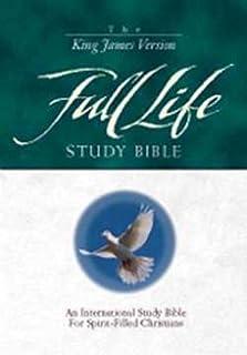 KJV Full Life Study Bible, The