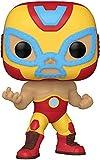 Funko- Pop Marvel Luchadores Iron Man Juguete coleccionable, Multicolor (53871)...