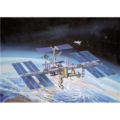 Revell 04841 - Modellbausatz - International Space Station ISS im Maßstab 1:144