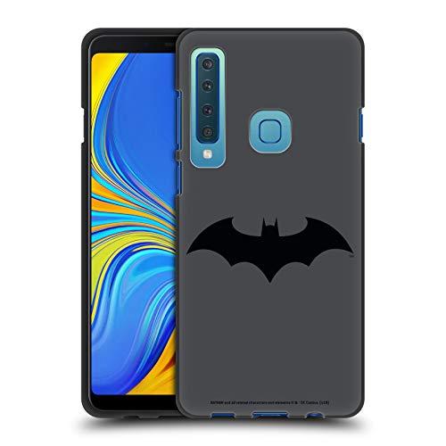 Head Case Designs - Carcasa de gel suave para Samsung teléfonos móviles 2, diseño de Batman DC Comics, compatible con Compatibilité: Samsung Galaxy A9 (2018) / A9s