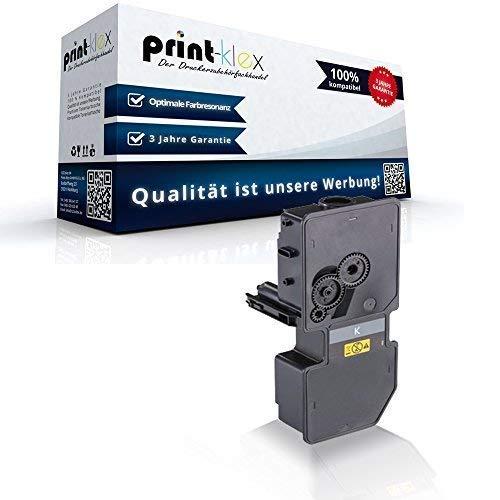 Print-Klex Toner kompatibel für Kyocera Ecosys ECOSYS M 5521 CDN ECOSYS M 5521 cdw ECOSYS P 5021 ECOSYS P 5021 cdw ECOSYS P 5021 Series 1T02R90NL0 TK-5230 TK5230 TK 5230 Black Schwarz - Office Print