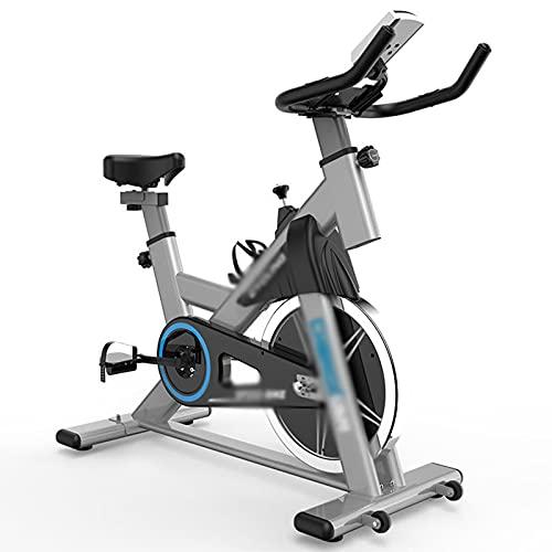 CJDM Bicicletas de Spinning, Bicicletas Deportivas de Interior para el hogar, Equipos de Fitness, Bicicletas estáticas silenciosas, Bicicletas de Spinning, Empresa, Equipamiento Deportivo de Gimnasio