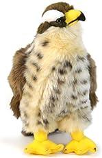 VIAHART Percival The Peregrine Falcon   9 Inch Hawk Stuffed Animal Plush Bird   by Tiger Tale Toys
