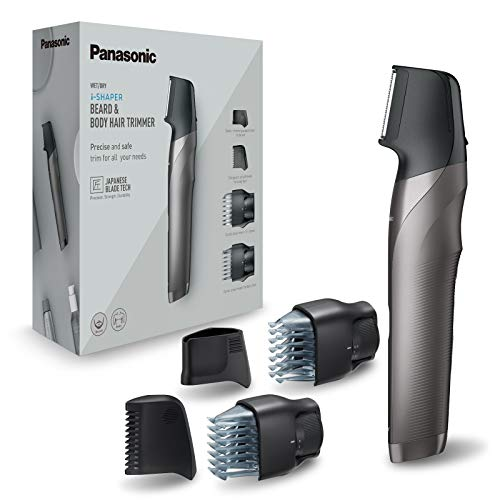 Panasonic ER-GY60-H503 i-shaper Multigroomer, Rasoio Wet & Dry